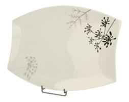 Porcelanowy talerz Fino, 35 cm