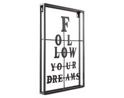Napis dekoracyjny - FOLLOW YOUR DREAMS