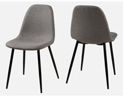 Krzesło Wilma jasnoszare Actona 0000064322