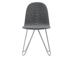 Krzesło Mannequin - 03 - ciemno szary