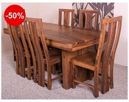 Stół drewniany jadalniany 180x89 Rotterdam