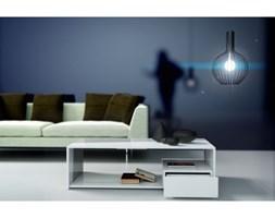 20th floor redni salon z kuchni styl minimalistyczny for Bureau 130x70