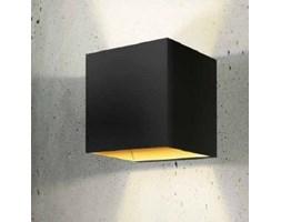 Azzardo Lampa ścienna MARS BLACK / GOLD GM1109 BK/GO