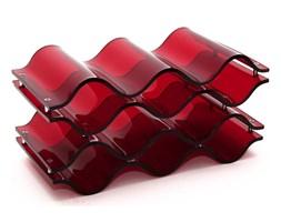 Stojak na wino Azure czerwony