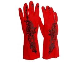 Rękawice Lola & Layla czerwone