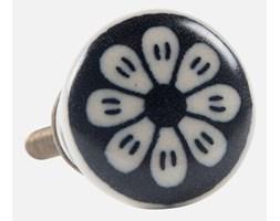 Gałka z Kwiatowym Wzorem II Ib Laursen 0532-24