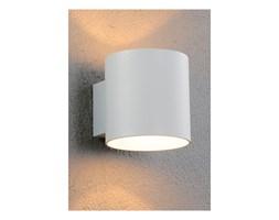PP Design K 111 KINKIET LAMPA ŚCIENNA WALEC ŚWIATŁO GÓRA DÓŁ ALUMINIUM BIAŁY G9 LED