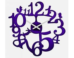 Zegar Ścienny Pi:P śliwkowy Koziol k2327590