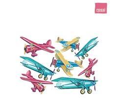Wallies Samoloty dekoracja ścienna wieloformatowa W10159