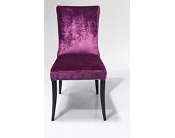 Krzes a kolor fioletowy wyposa enie wn trz homebook for Kare design tisch bijou steel