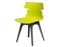 Krzesło Techno z szarą podstawą