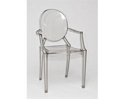 Krzesło Royal inspirowane Louis Ghost