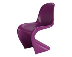 Krzesło Balance inspirowane Panton Chair