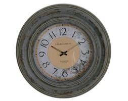 Zegar okrągły ścienny śr. 62x6,8 cm.