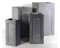 Donica ogrodowa beton akryl L35X35X77