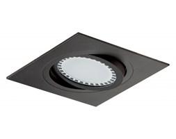PP Design 611/1 OPRAWA HALOGENOWA LED WPUSZCZANA OCZKO REGULOWANA ALUMINIUM CZARNY ES111 QR111 AR111 GU10 G53