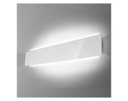Kinkiet LAMPA ścienna SMART PANEL 26316BV-03 WW Aquaform metalowa OPRAWA LED 12W prostokątna biały