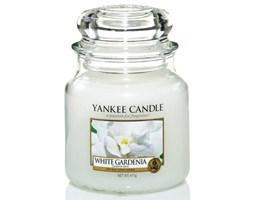 Świeca zapachowa YANKEE CANDLE - słoik mały White Gardenia