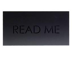 Gazetnik read me czarny