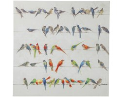 KARE Design :: Obraz Birds Meeting 100 x 100 cm