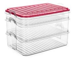Banquet EASY CLICK 3-częściowy zestaw pojemników plastikowych