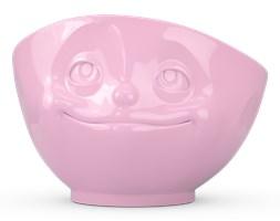 Miseczka Zakochana Buźka Różowa Tassen 500ml