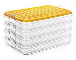 Banquet EASY CLICK 4-częściowy zestaw pojemników plastikowych