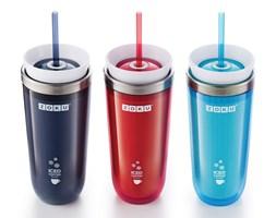 Kubek termiczny Iced Coffe Maker - Zoku (Kolor:: Turkusowy)