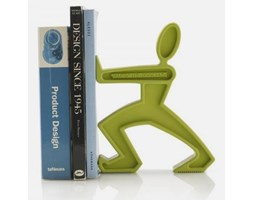 Podpórka do książek JAMES zielona black+blum JJ010
