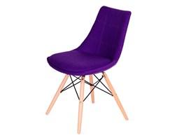 Krzesło King Bath Fabric fioletowe kod: LI-K146-3.SH08.VIOLET