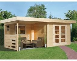Domek działkowy z drewna Tomara Max