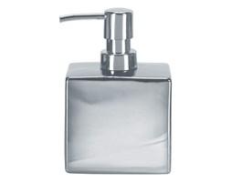 Kleine Wolke dozownik do mydła Glamour, srebrny