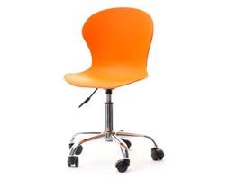 Fotel Regulowany Dla Dziecka Mobi Pomarańczowy