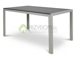 Stół ogrodowy Sydney srebrny/antracytowy