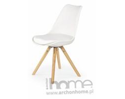 Krzesło NORDENS białe, archonhome.pl