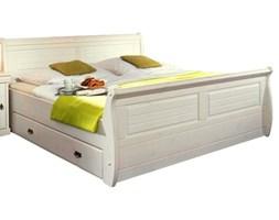 Patiomeble DORI łóżko 100x200 drewniane