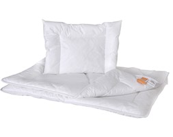 Kołdra letnia i poduszka Hollofil Allerban 100x135 + 40x60