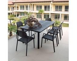 Stół rozkładany ogrodowy z okrągłymi nogami Out Glamour