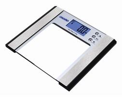 Waga łazienkowa MS8146 z pomiarem tłuszczu i BMI