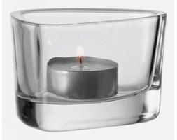 Świecznik Organic transparentny LEONARDO l036520