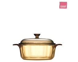 World Kitchen Visions garnek szklany z pokrywką 1.25L VS-12