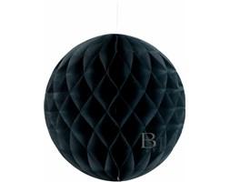 Dekoracyjna kula czarna 35cm