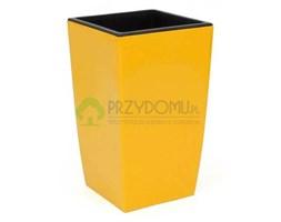 Donica z wkładem COUBI DUW200 żółty