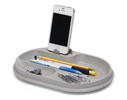 Akcesoria na biurko - wyposażenie wnętrz
