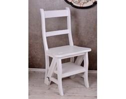 Rozkładane Krzesło Drabinka w Stylu Angielskim