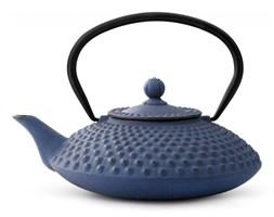 Zaparzacz żeliwny 1,25 l Bredemeijer Jing niebieski kod: B-G002B - do kupienia: www.superwnetrze.pl