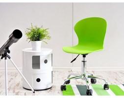 Krzesełko Biurowe Dla Dzieci Mobi Zielony