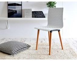 Krzesło Skandynawskie Swiss Białe