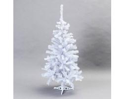 Choinka bożonarodzeniowa świerk Alaska 120 cm biała