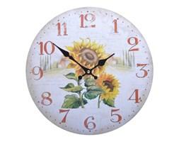 Zegar ścienny Słoneczniki HLC1817